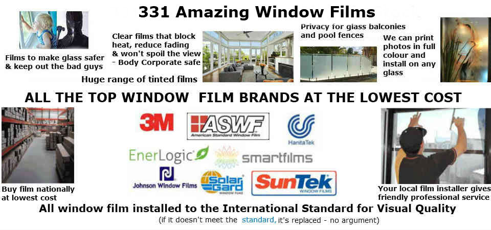 home office window tinting films Melbourne Victoria