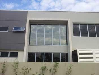 Commercial window tinting in Sydney